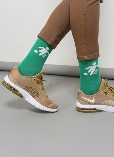 Pixter&Bro Soket Çorap Yeşil